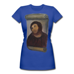 Potato-Jesus-Women-s-T-Shirts