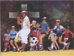 jesus_with_soccer_team_zdinak