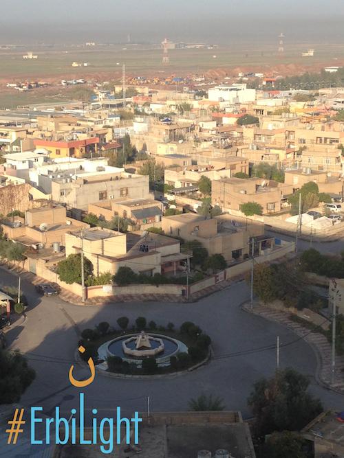 Un Matin a Erbil