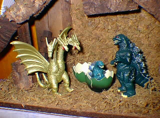 godzilla-nativity