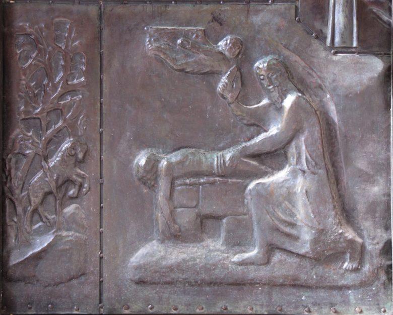 Le sacrifice d'Isaac : échec au roi